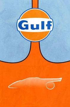 Gulf 917 Lemans by Boomerjinks.deviantart.com on @DeviantArt