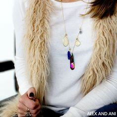 Adorn yourself with precious necklaces and design your soul story with ALEX AND ANI CHAIN STATION