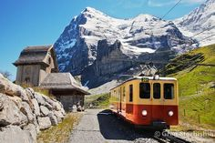 Switzerland attractions | Alpine Train to Jungfrau at the Top of Swiss Alps Europe – Luxury ...