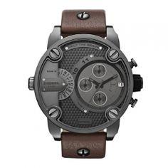 Diesel horloge DZ7258 • www.uw-juwelier.nl € 299.-