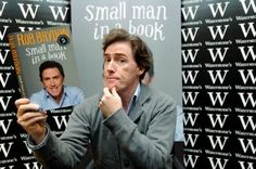 VIDEO: Rob Brydon on stealing money from Catherine Zeta Jones and how Gavin and Stacey was born in a Cardiff coffee shop Rob Brydon, Gavin And Stacey, Catherine Zeta Jones, Cardiff, Comedians, New Books, Random, Fictional Characters, Fantasy Characters