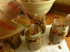 Canning refried beans the SMART way   Self-Sufficiency