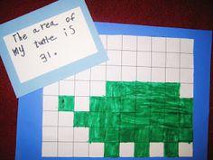 Chalk Talk: A Kindergarten Blog: Area Animals
