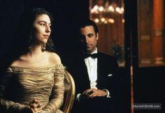 The Godfather: Part III - Publicity still of Andy García & Sofia Coppola