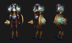 Mail Transmog: Northern Barrier - Female Draenei Shoulders - The Wavemender's Mantle ; Chest: - Tunic of the Artifact Guardian; Hands - Corpse Scarab Handguards; Waist -  Belt of the Beloved Companion; Legs- Mammoth Legwraps; Feet - Titan-Forged Sabatons of Triumph.   For hunters, Final Voyage