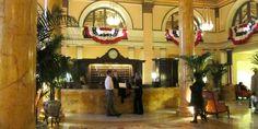 AAA Inspectors Select Favorite Historic Hotels #aaa #travel #hotel