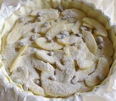 Dessert Pasta, Cheesecake, Biscotti, Apple Pie, Coco, Italian Recipes, Cooking, Desserts, Strato