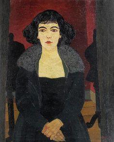 Josef Scharl, Midinette´, 1930