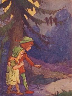 Johnny Gruelle, Hansel and Gretel, on Kindle