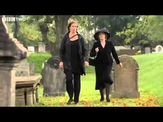 """BBC Comedy: """"Miranda"""" (coming soon to some PBS stations). Miranda and her mother (Patricia Hodge) beat a hasty escape from an embarrassing situation at a funeral...The series is based on Hart's semi-autobiographical writing and followed a television pilot and the BBC Radio 2 comedy Miranda Hart's Joke Shop."""