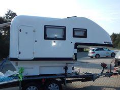 Aero one pickup camper, wohnkabine, demountable camper Truck House, Pickup Camper, Kabine, Pick Up, Campers, Recreational Vehicles, Trucks, Camper Trailers, Camper