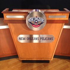 Here's where Head Coach Monty Williams will be sitting tonight! #NOLAPelicans #DraftLottery