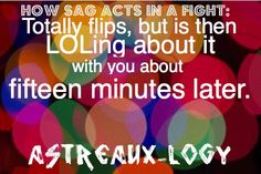 astreaux-logy - When Sags are mad