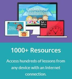 Educeri has over 1,000 lessons ranging from K-12 in every area you could need: from math and science, to history, language arts, music, Spanish, physical education and even English Language development activities. Just search by subject or by grade.  There are so many materials available;  they are adding more every week.   #hsreviews #educeri #educhat #dataworks-ed