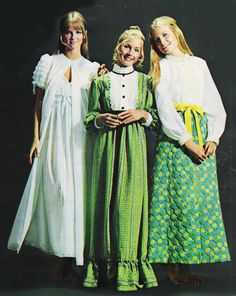 December 1970. 'Be one on a baby-sized budget in Springmaid fabrics for the new leisure class.'