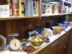 The Pittock Mansion Butlers Pantry. 1914 Portland Oregon | by Janice Dressley. lost in oregon