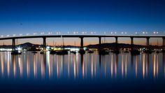 San Diego Bay and Coronado Bridge. Photo by Randy Lee Miller.