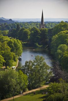 Stratford Upon Avon,Warwickshire,UK...one of my favourite places in the Heart of England!