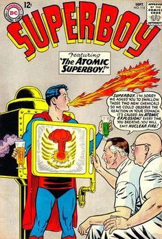 Slay, Monstrobot of the Deep!! Superboy
