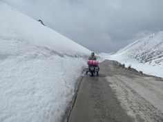 Its Chilling.. Way back from Pangong