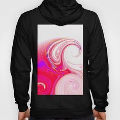 Re-Created  Tsunami SEVEN Hoody by Robert S. Lee - $42.00