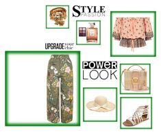 """""""Summer outfit"""" by mariatibirna on Polyvore featuring Topshop, Journee Collection, Mark Cross, Chanel and Viseart"""