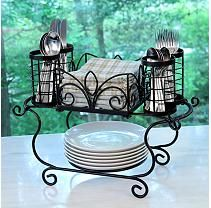 Great deal on all home goods: Buffet Caddy Large Modular Patio Picnic Catering Home Garden Party & Events. Decor, Wrought Iron Furniture, Home Decor Kitchen, Wrought Iron Decor, Furniture Decor, Kitchen Decor, Home Decor, Iron Decor, Metal Furniture