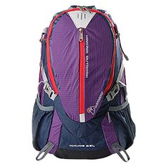 Mountaintop_¡ Outdoor Hiking Climbing Clycling Canvas Backpack Daypacks Waterproof Mountaineering Bag M509 Shoulder Bag 25L Unisex Trekking Travel Bag Rucksack *** You will love this! More info here : Backpacking gear