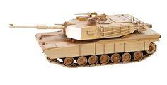 PATTERNS & KITS :: Miscellaneous :: 110 - The Abrams Tank -