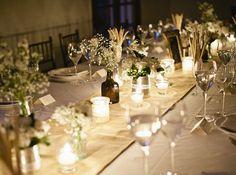 Increibles Decoracion para bodas de oro. Las mejores Ideas.