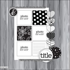 Page Maps Layout blog share week