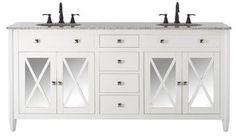 Barcelona Double Bath Vanity