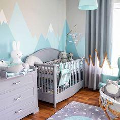 Ideas room baby girl or boy … – Kids Room 2020 Baby Boy Room Decor, Baby Room Design, Baby Boy Rooms, Baby Bedroom, Baby Boy Nurseries, Nursery Room, Kids Bedroom, Nursery Ideas, Miffy Lampe