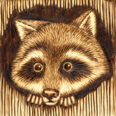 Free Animal Wood-Burning Patterns | Inside Carving Magazine's Issue #13