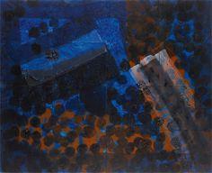 colin-vian:   Howard Hodgkin (b. 1932) Venice, Evening, 1995