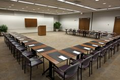 meeting room pictures | room 600 executive meeting room one of seven executive meeting rooms ...