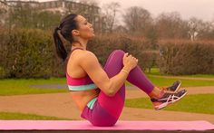 Tone and trim with these fab ab exercises