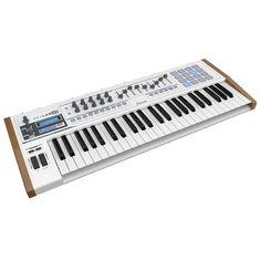 Arturia KeyLab 49 Ultimate Hybrid Synth & MIDI Controller | MIDI Keyboards - Store DJ