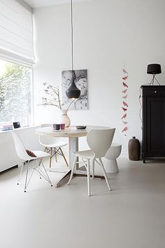 6 Stunning Cool Tips: Minimalist Home Design Glasses minimalist decor apartments beds.How To Have A Minimalist Home Interior Design. Interior Minimalista, Minimalist Interior, Minimalist Decor, Minimalist Bedroom, Minimalist Kitchen, Minimalist Living, Dining Room Inspiration, Interior Inspiration, Sunday Inspiration