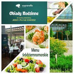 Mili Goście! Zapraszamy na ryby, pasty, owoce morza. Rezerwacje stolikow prosimy kierować pod numer 22 788 05 88 / recepcja@maranello.pl / www.maranello.pl