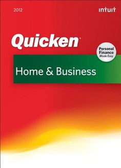 Quicken Home & Business 2012 [Download] - Find Me The Cheapest