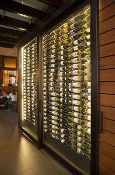 Image result for wall wine refrigerator