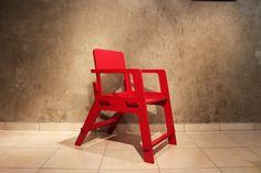 KUKA chair by Studio DLux
