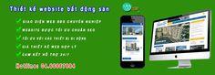 Là một trong những công ty cung cấp dịch vụ thiết kế website bất động sản giá rẻ mà chuyên nghiệp tại Hà Nội. IUL hiểu được một website bất động sản cần những yếu tố gì để mang lại sự hiệu quả cao nhất cho doanh nghiệp. Đội ngũ kỹ thuật viên của IUL đã cùng nhau nghiên cứu và cho ra mắt những mẫu website bất động sản đẹp. Website: http://thietkewebshop.vn/
