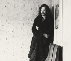 Gary Oldman as Sirius Black in the Harry Potter films.