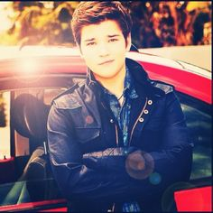 Nathan Kress - don't hate. He's cute and is 20 even though he looks like he's MAYBE 16....