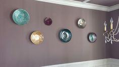 My beautiful Dining Room wall
