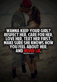 Respect her