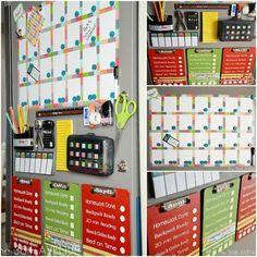 Une station pour faire ses devoirs à la maison. 12 astuces indispensables pour bien réussir sa rentrée des classes