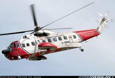 Kustwacht - Netherlands Coast Guard (Bristow Helicopters)